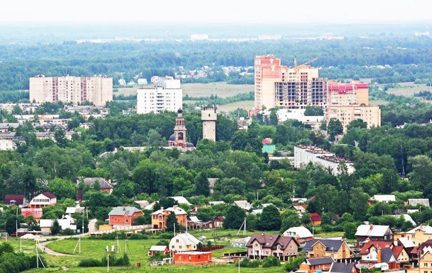 Смотреть красивое фото город Электроугли 2018