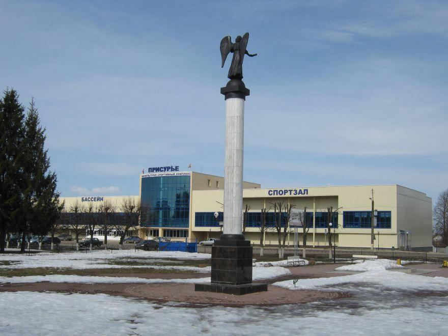 Физкультурно-спортивный комплекс Присурье