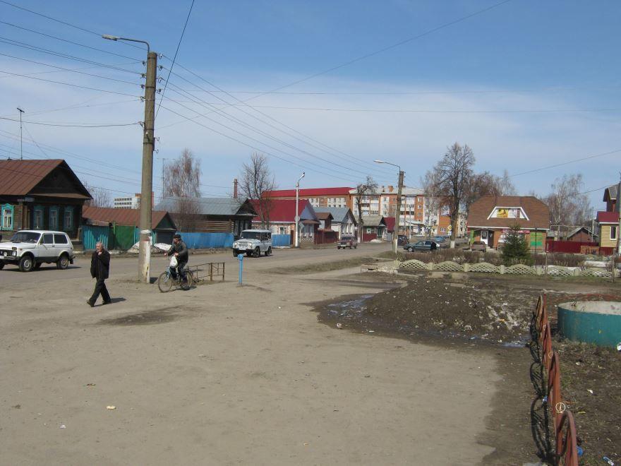 Скачать онлайн бесплатно лучшее фото города Ядрин в хорошем качестве
