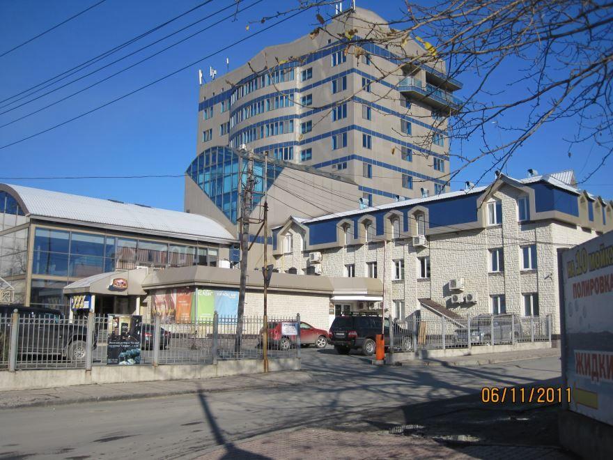 Отель Гагарин город Южно-Сахалинск