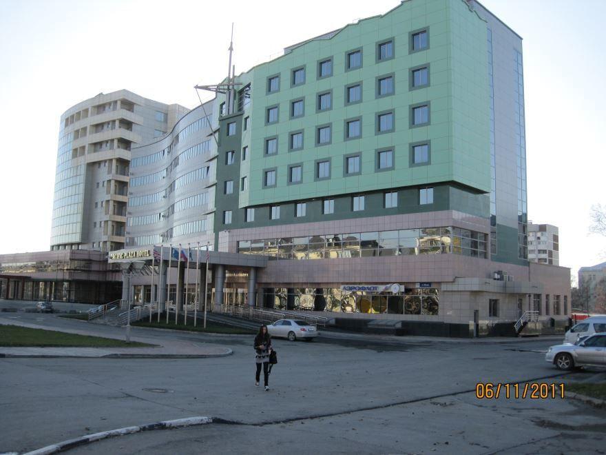 Отель Пасифик Плаза город Южно-Сахалинск