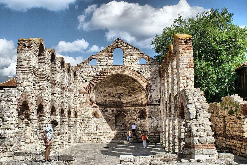 Церковь Святой Софии Болгария