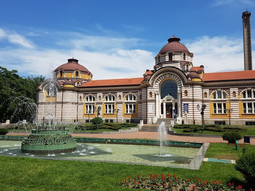 Скачать онлайн бесплатно лучшее фото города София в хорошем качестве