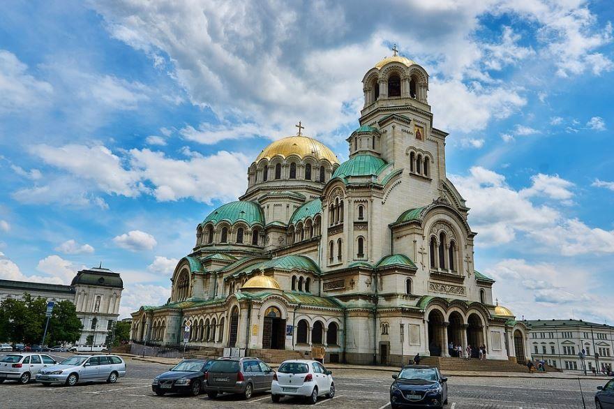 Смотреть лучшее фото города Софии Собор