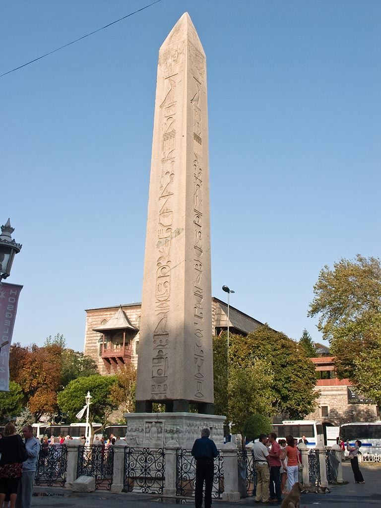 Скачать онлайн бесплатно лучшее фото достопримечательности города Стамбула в хорошем качестве