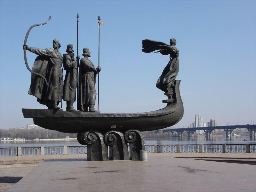Скачать онлайн бесплатно лучшее фото достопримечательности города Киева в хорошем качестве