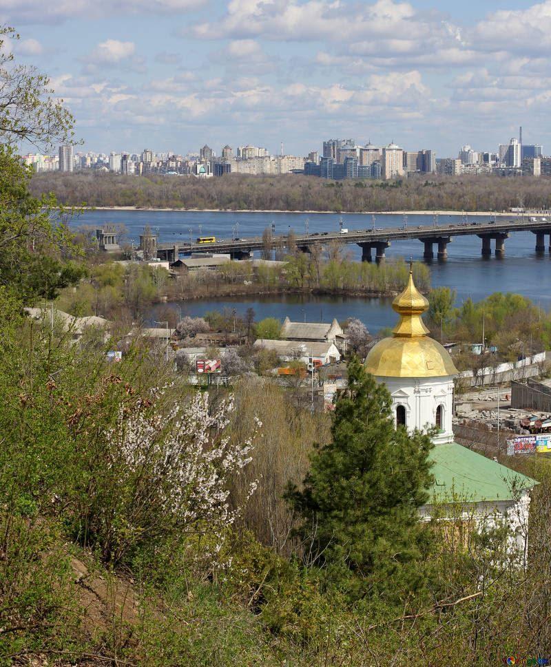 Скачать онлайн бесплатно лучшее фото города Киева в хорошем качестве