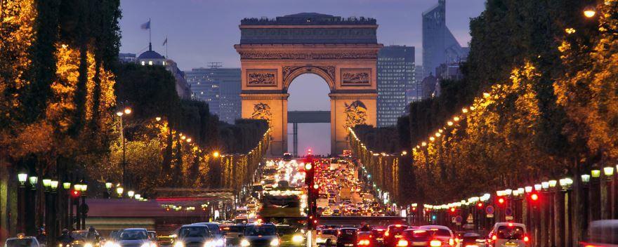 Смотреть красивое фото город Париж бесплатно
