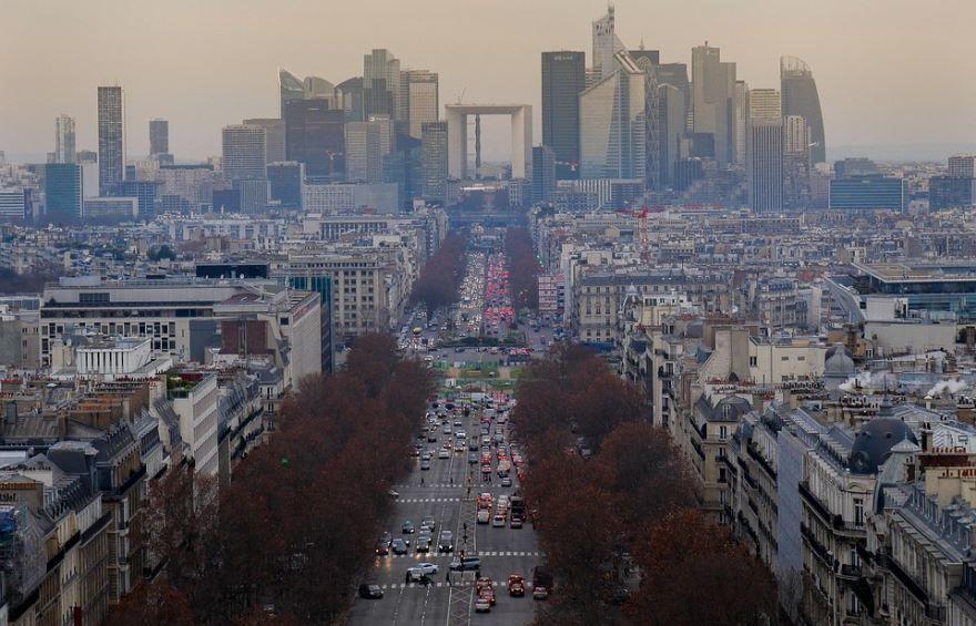 Смотреть красивое фото города Париж бесплатно