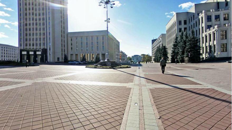 Скачать онлайн бесплатно лучшее фото улица Советская города Минска в хорошем качестве