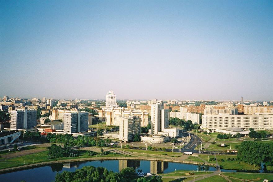 Смотреть лучшее фото города Минска в хорошем качестве