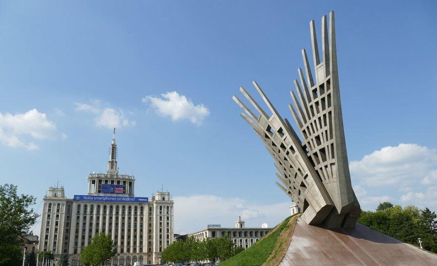 Скачать онлайн бесплатно лучшее фото достопримечательности города Бухарест в хорошем качестве