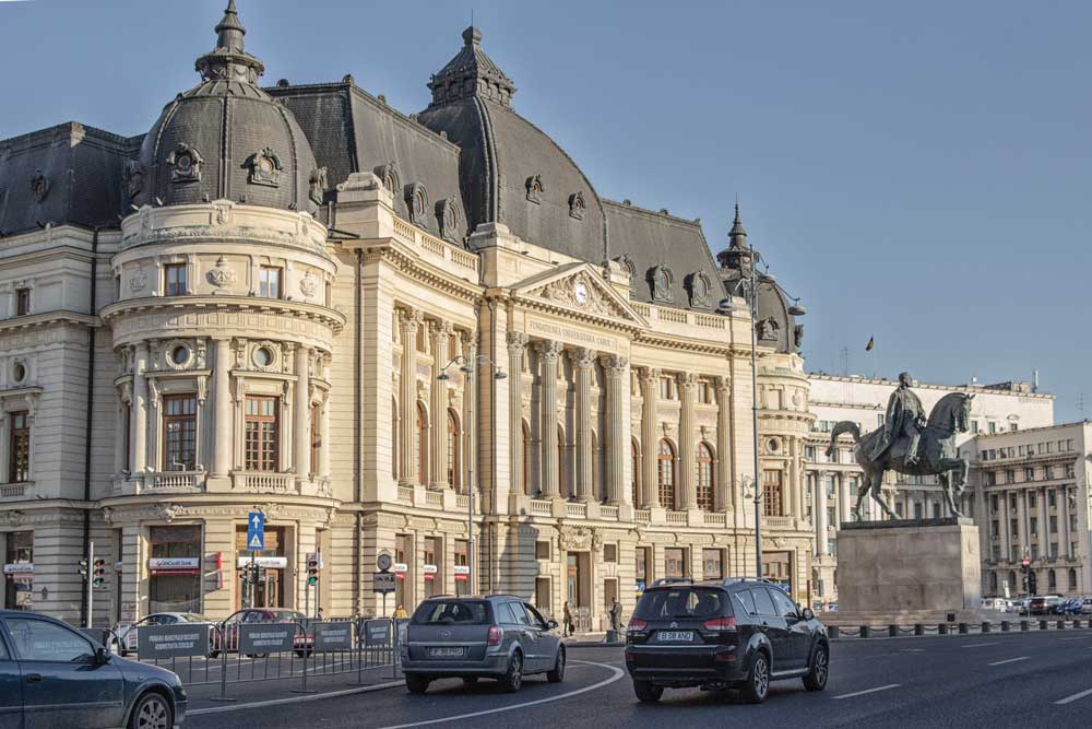 Скачать онлайн бесплатно лучшее фото города Бухарест в хорошем качестве