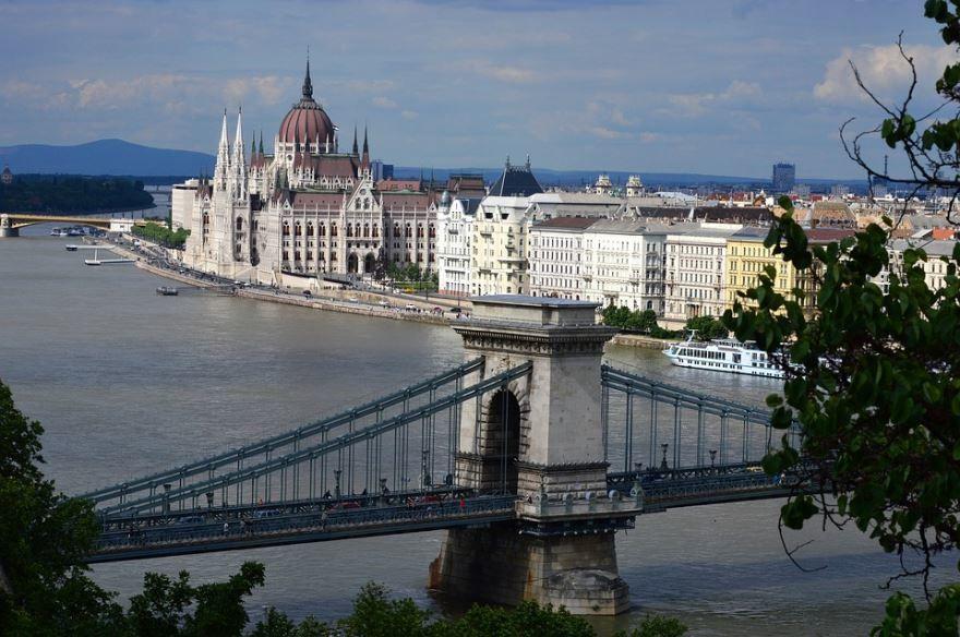 Смотреть красивое фото города Будапешт в хорошем качестве