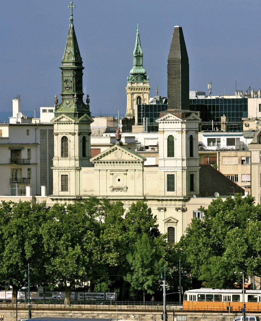 Успенский кафедральный собор город Будапешт