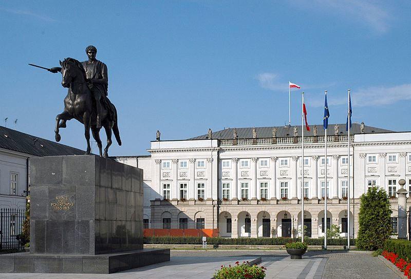 Скачать онлайн бесплатно лучшее фото достопримечательности города Варшава в хорошем качестве
