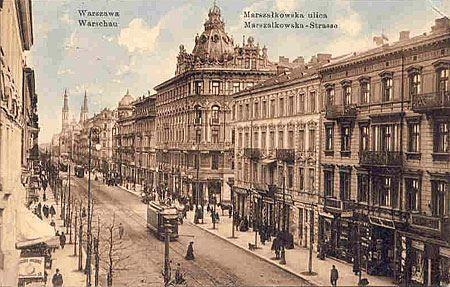Смотреть лучшее старинное фото город Варшава в хорошем качестве