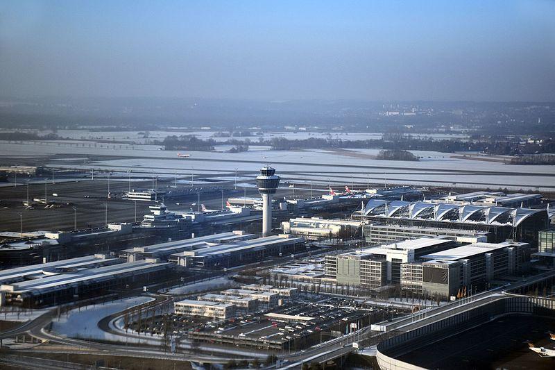 Смотреть лучшее фото аэропорт Мюнхена