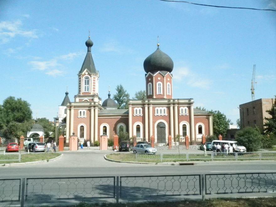 Петропавловский храм город Харьков