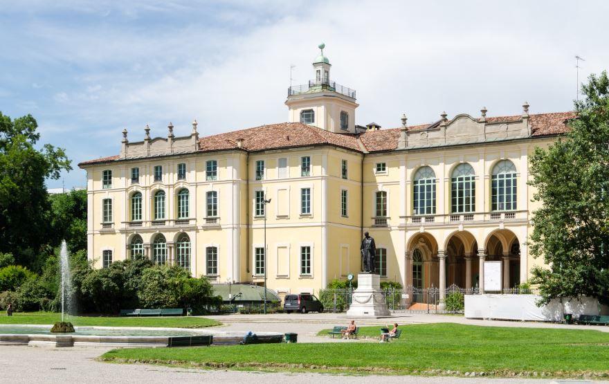 Скачать онлайн бесплатно лучшее фото города Милан Италия