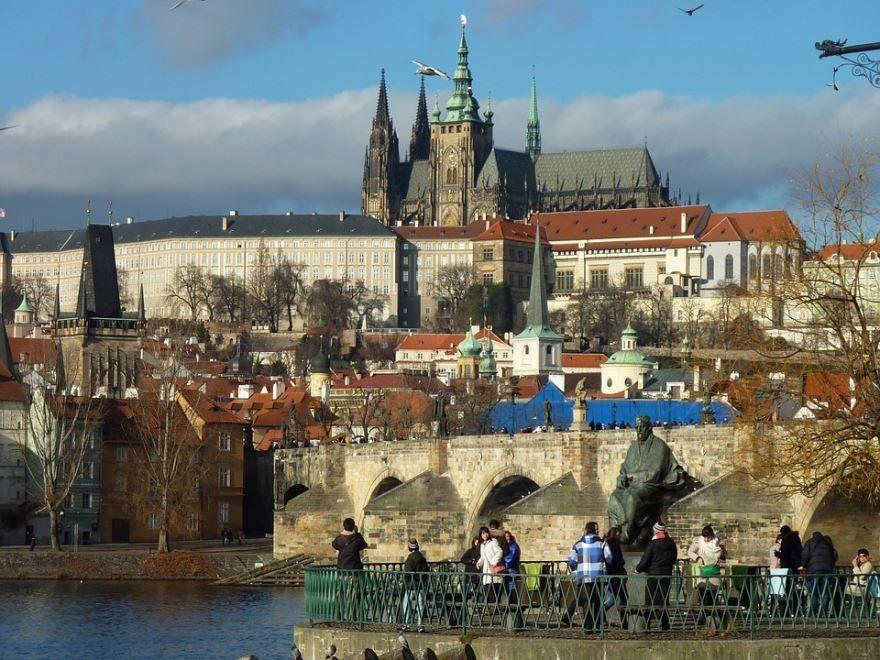 Пражский Град Замок