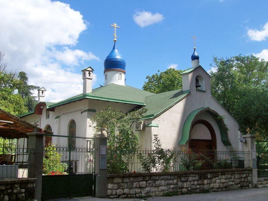 Храм Святой Троицы город Белград