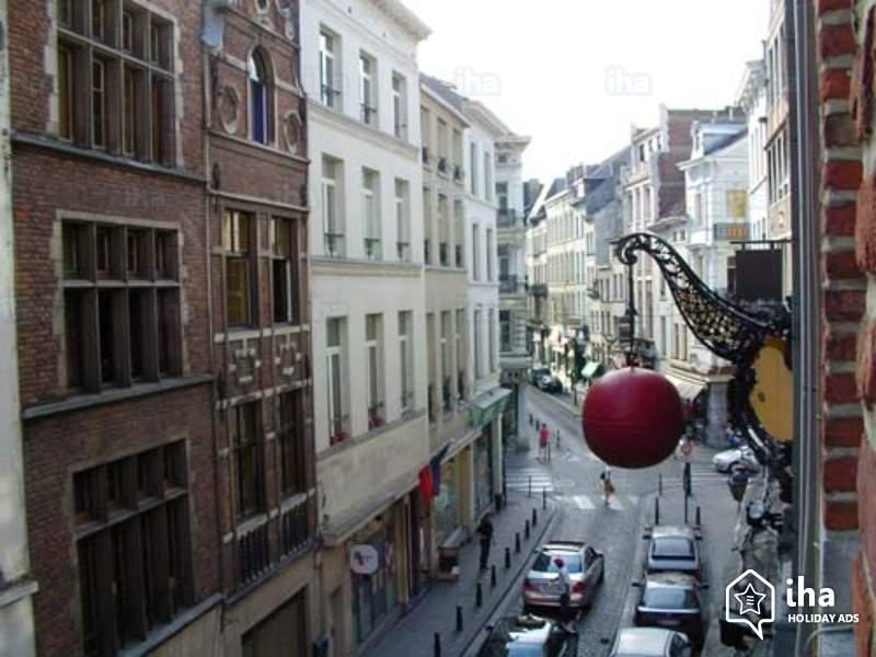 Смотреть красивое фото улица города Брюссель 2018 в хорошем качестве