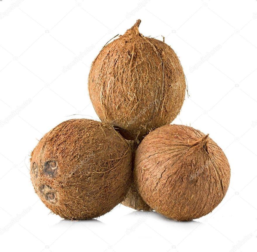 Фото кокоса, из которого делают полезные для здоровья масла