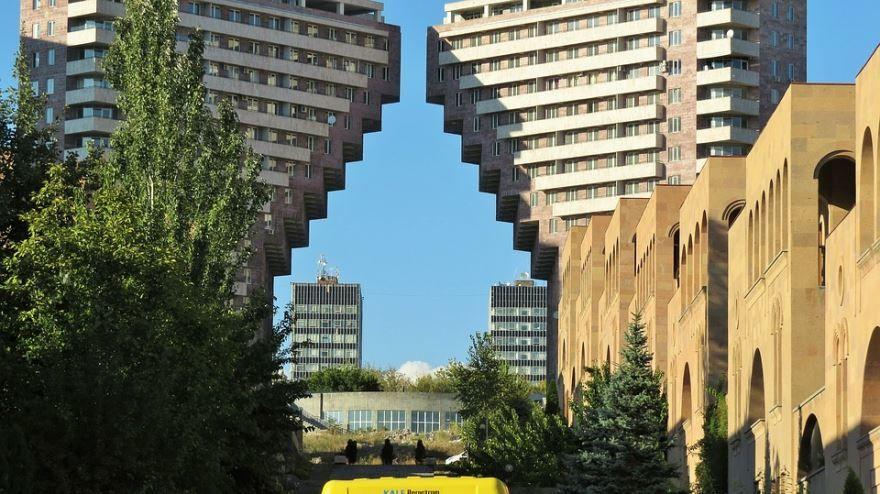 Скачать онлайн бесплатно лучшее фото города Ереван в хорошем качестве