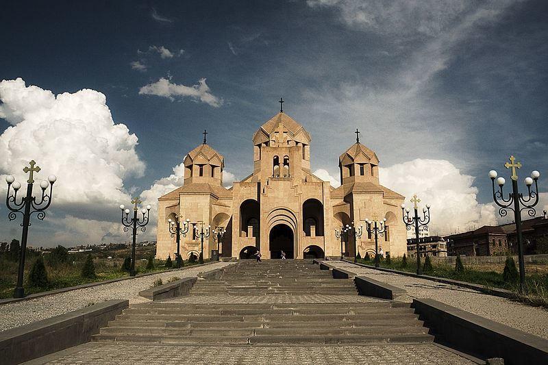 Собор Святого Георгия Просветителя