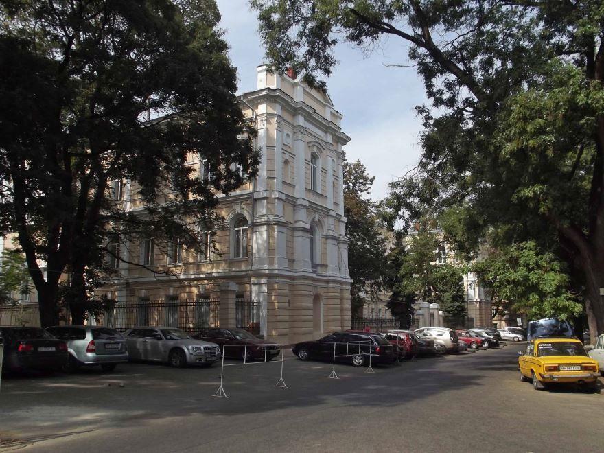 Аграрный Университет город Одесса
