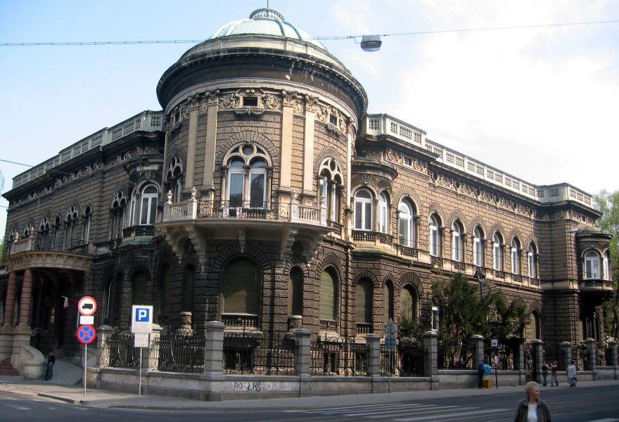 Скачать онлайн бесплатно лучшее фото города Лодзь Польша в хорошем качестве