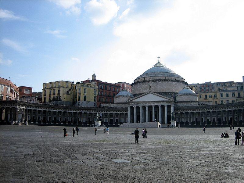 Смотреть красивое фото город Неаполь в хорошем качестве
