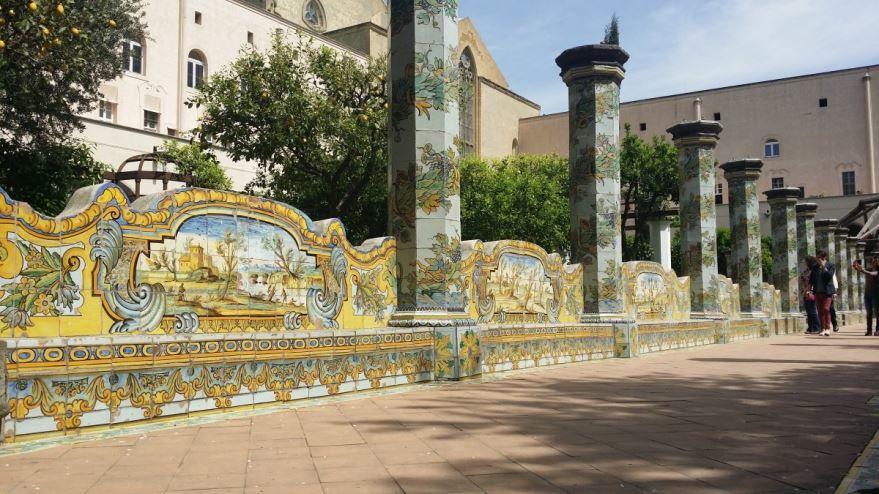 Смотреть красивое фото город Неаполь бесплатно