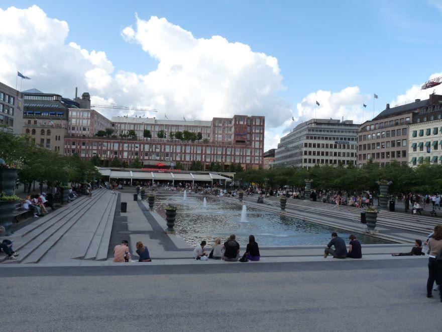 Смотреть лучшее фото города Стокгольм центр города