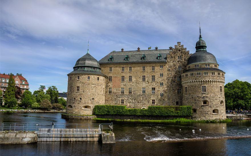 Скачать онлайн бесплатно лучшее фото достопримечательности города Стокгольм в хорошем качестве