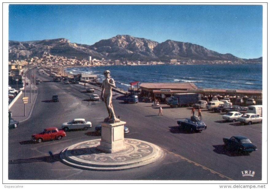Смотреть красивое фото достопримечательности города Марсель в хорошем качестве