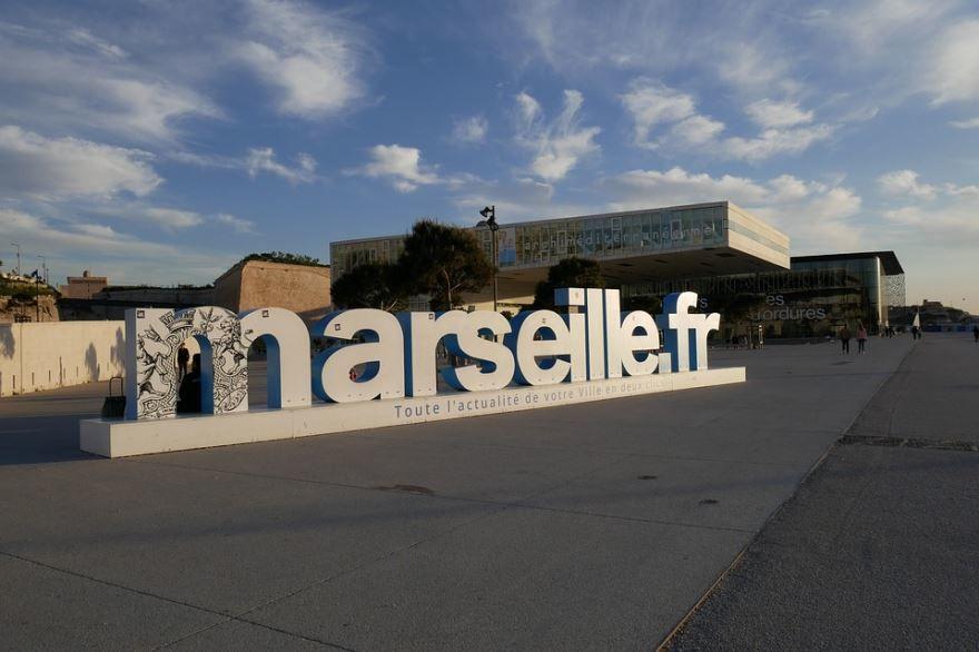 Стела города Марсель
