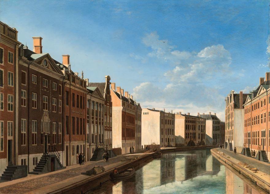 Скачать онлайн бесплатно лучшее фото города Амстердам в хорошем качестве