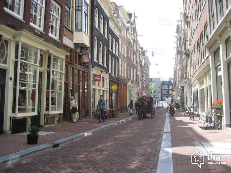 Улица города новый Амстердам 2019
