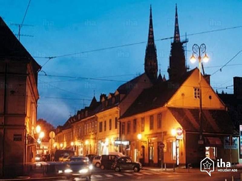 Смотреть лучше ночное фото город Загреб 2019 Хорватия