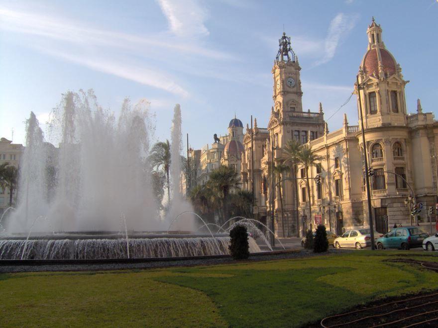 Смотреть лучшее красивое фото города Валенсия
