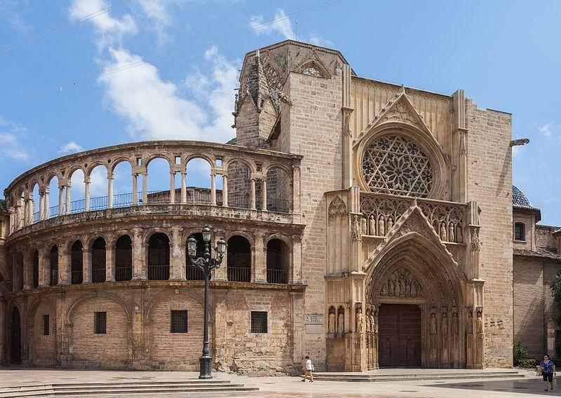 Собор город Валенсия