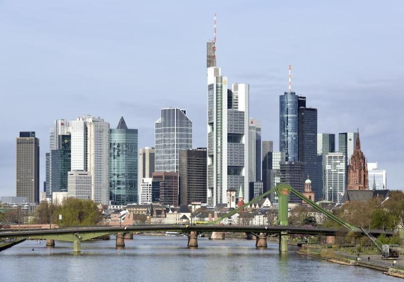 Смотреть фото город Франкфурт Германия в хорошем качестве