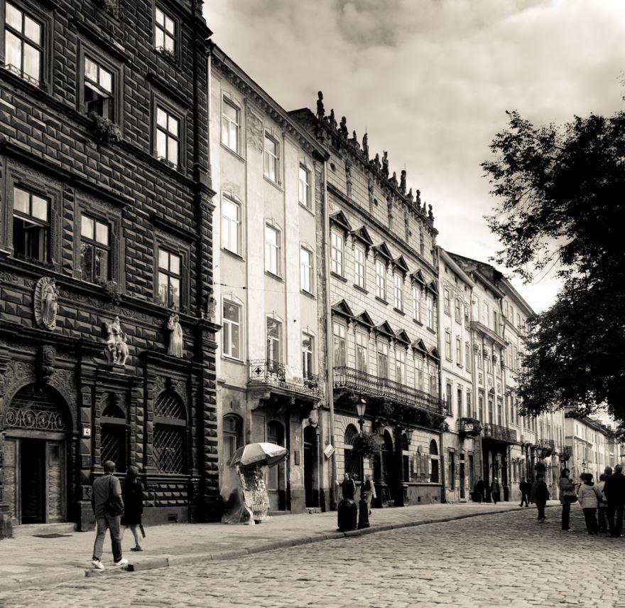 Смотреть лучшее старинное фото города Львов