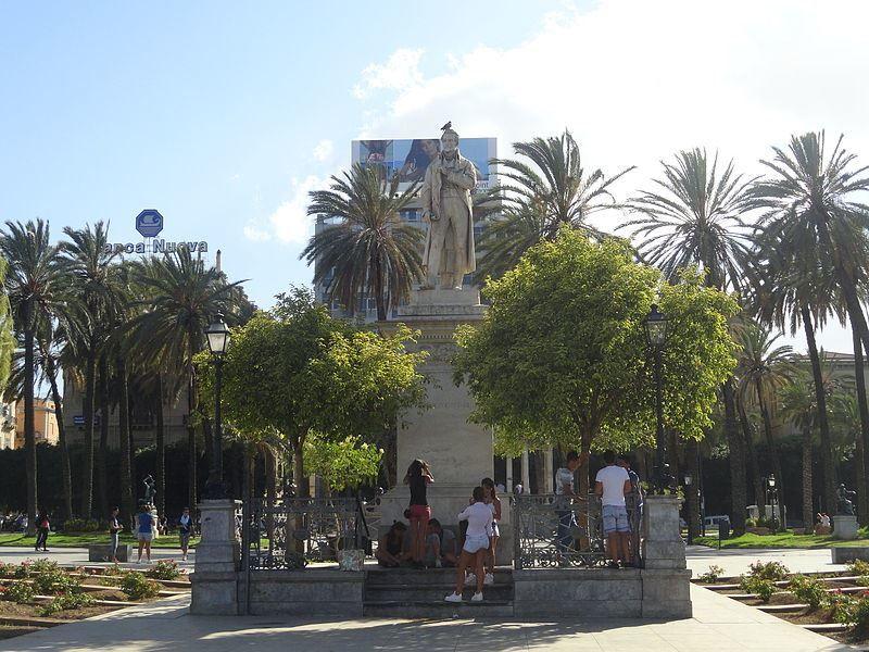 Скачать онлайн бесплатно лучшее фото достопримечательности города Палермо в хорошем качестве