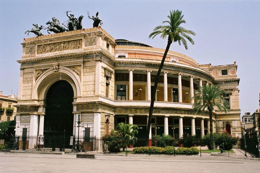 Скачать онлайн бесплатно лучшее фото города Палермо в хорошем качестве