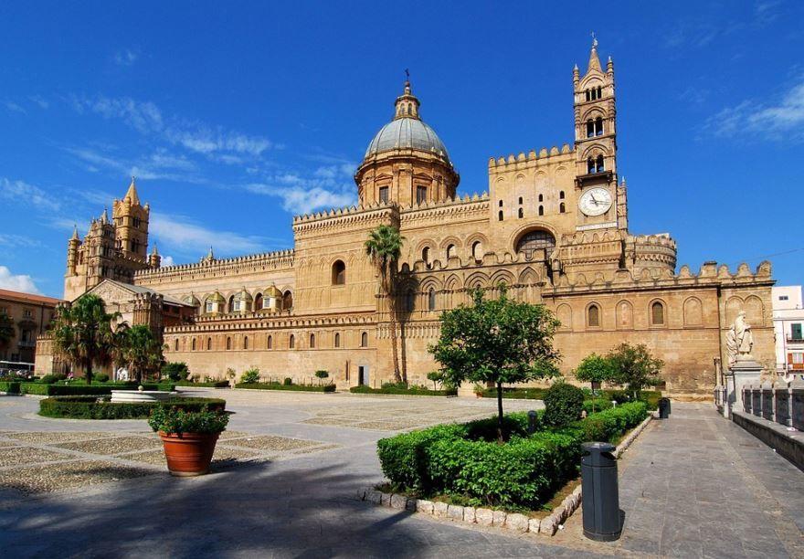 Красивое фото Палермо Сицилия