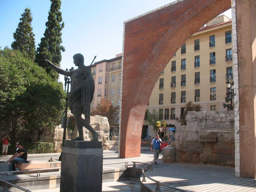 Скачать онлайн бесплатно лучшее фото достопримечательности города Сарагоса в хорошем качестве