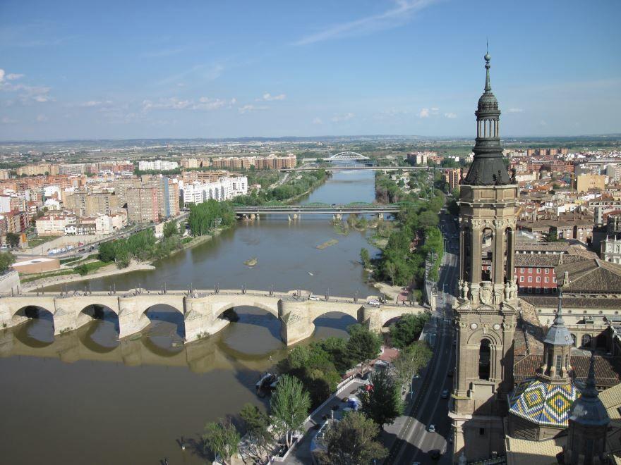 Скачать онлайн бесплатно лучшее фото города Сарагоса в хорошем качестве